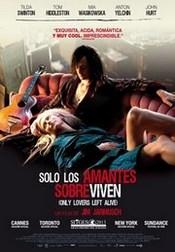 Ver Película Solo Los Amantes Sobreviven (2013)