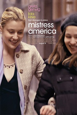 Ver Película Mistress America (2015)
