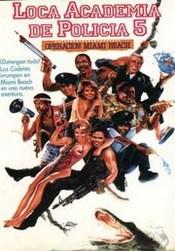 Ver Película Loca Academia de Policia 5 (1988)
