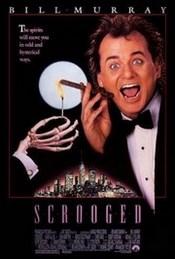 Ver Película Scrooged (1998)