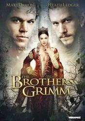 Ver Película El Secreto de los Hermanos Grimm (2005)