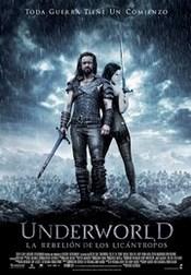 Ver Película Inframundo 3 : La Rebelion de los Lycans (2009)