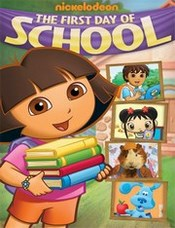 Dora the Explorer : First Day Of School