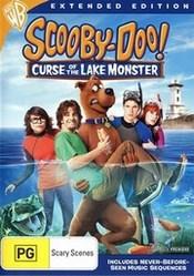 Scooby Doo maldicion del monstruo del lago