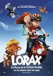 El Lorax Pelicula