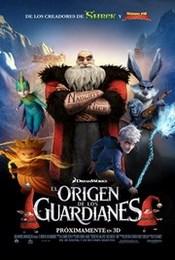 El Origen de los Guardianes HD