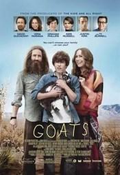 Ver Película Goats (2012)
