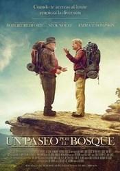 Ver Película Un Paseo por El bosque (2015)