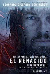 Ver Película El Renacido (2015)
