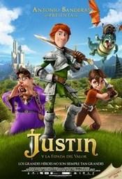 Ver Película Justin : El Caballero Valiente (2013)