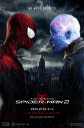 Ver Película El Sorprendente Hombre Araña 2: La amenaza de Electro (2014)