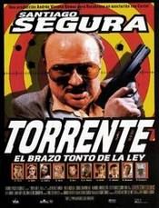 Ver Película Torrente, el Brazo tonto de la Ley (1998)