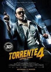 Torrente 4 : Crisis Letal