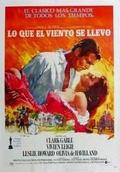 Ver Película Lo que el Viento se Llevo (1939)