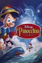 Ver Película Disney's Pinocchio (1940)