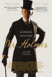 Ver Película El Sr. Holmes (2015)