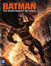 Batman : The Dark Knight Returns Part 2  Pelicula
