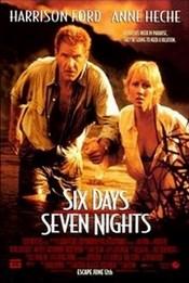 Ver Película Seis Dias y Siete Noches (1998)