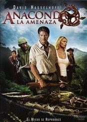 Anaconda 3 : La Amenaza