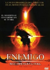 Enemigo Sobrenatural Pelicula