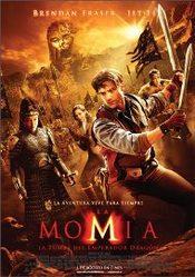 La momia 3 : La Tumba del Emperador Dragon - 4k