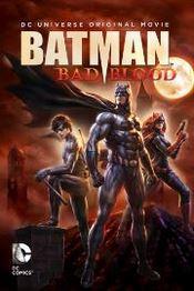Batman Mala Sangre
