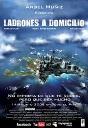 Ver Pel�cula Ladrones a Domicilio (2008)