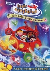 Ver Película Mini Einstein : El Vuelo de las Hadas Musicales (2008)
