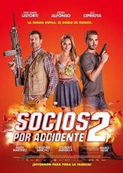Ver Pel�cula Socios por Accidente 2 (2015)
