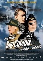 Capitan Sky y el mundo del ma�ana