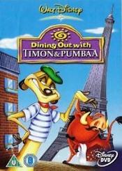 Cenando Con Timon Y Pumba