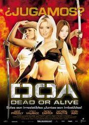 Ver Película DOA : Vivo o muerto (2006)