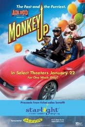 Ver Película Monkey Up (2016)