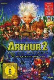 Arthus y los Minimoys 2