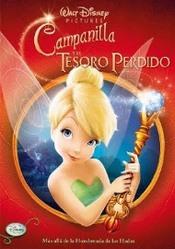 Ver Película Campanita y el Tesoro Perdido (2009)