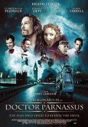 Ver Película El Imaginario Mundo del Doctor Parnassus (2009)