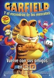 Garfield y el Escuadron de las Mascotas