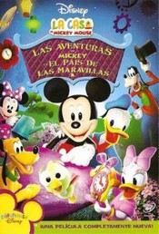 Mickey En El Pais De Las Maravillas
