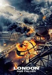Londres bajo fuego Pelicula
