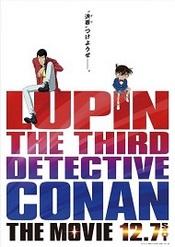 Ver Película Lupin III vs. Detective Conan (2013)