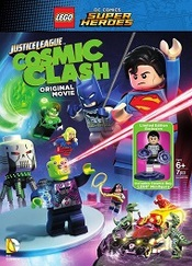 Ver Película LEGO DC Comics Super Heroes Justice League Cosmic Clash (2016)
