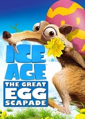 Ver Película Ice Age The Great Egg Scapade (2016)