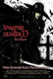Ver Película Vampire Hunter D: Bloodlust (2000)