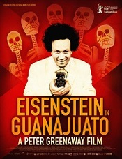 Ver Película Eisenstein en Guanajuato (2015)