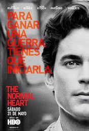 Ver Pel�cula Un corazon normal (2014)