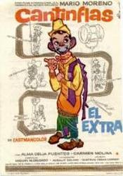 Cantinflas: El Extra