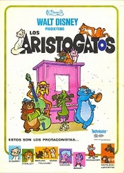 Ver Película Los Aristogatos (1970)