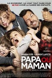 Ver Película Papa o mama (2015)