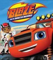 Ver Película Blaze Monster Machine: Aventuras En Alta Velocidad (2015)