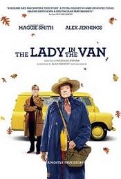 La dama de la Van